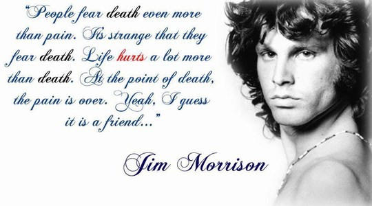 Jim Morrison love poetry
