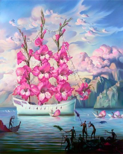 Flower ship gold a poem by cia all poetry poets all poetry