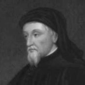 """biography of geoffrey chaucer Geoffrey chaucer, (born c 1342/43, london, england—died october 25, 1400,  london), the outstanding english poet before shakespeare and """"the first finder."""