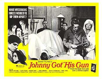 Image result for dalton trumbo johnny got his gun