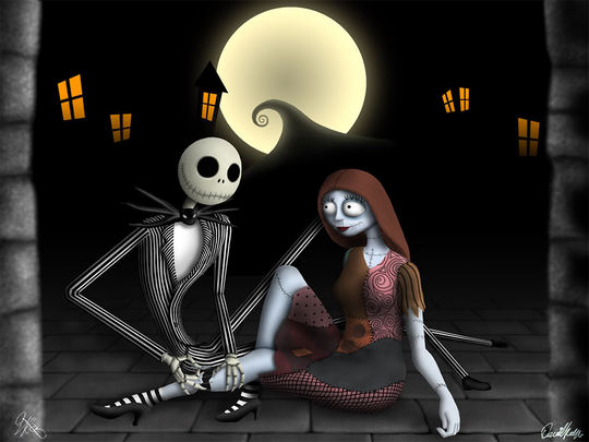 Poem contest Nightmare Before Christmas... - All Poetry