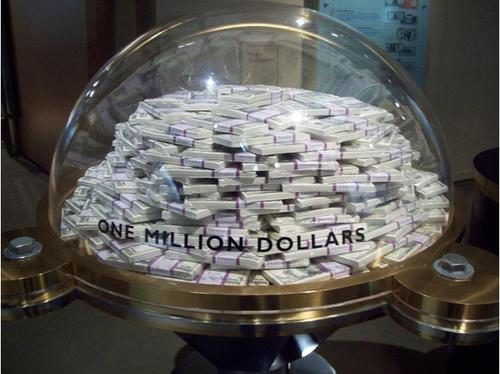 What Does a Million Dollars Look Like  Money Quotes Daily