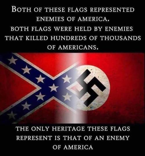 Poem contest Can you support the Nazi and Confederate ...