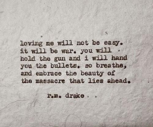 R M Drake Quote: Poem Contest Awesome Quotes By R.m. Drake!!!
