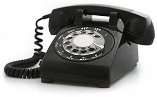 Old Telephone Days - a poem by OriginalsByTerry - All Poetry