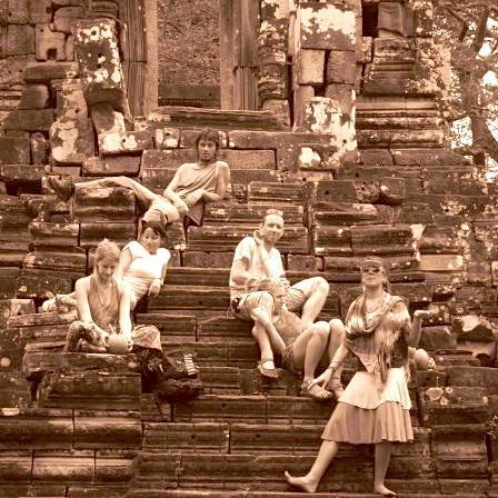 Cambodia Poems - Modern Award-winning Cambodia Poetry : All