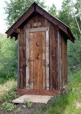 Outhouse poem