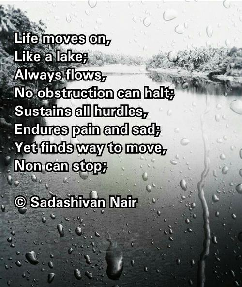 about life poems Sad