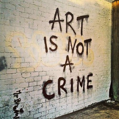street art crime or art Art and cultural property crime—which includes theft, fraud, looting, and  trafficking across state and international lines—is a looming criminal enterprise  with.
