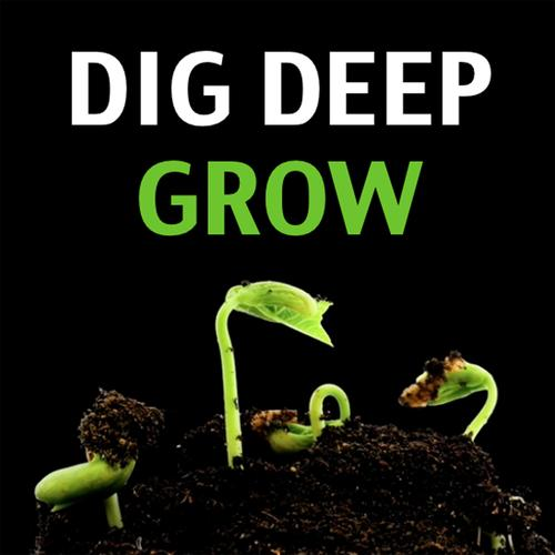 Image result for images of digging deep