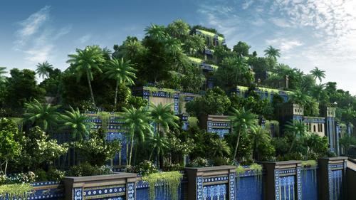 Gardens Of Babylon - a poem by poeta de Cabra - All Poetry