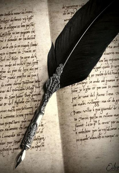 silent quill a poem by flowermuse all poetry