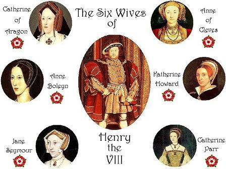 King Henry Viii And His Wives A Poem By Hugh Wyles