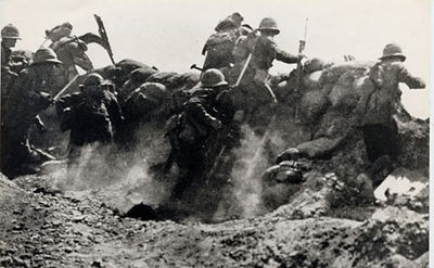 Helles' Hell — The Gallipoli Campaign - a poem by Mark Andrew J ...