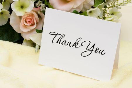 How To Write A Thank-you Poem, Thank-you Poems : All Poetry