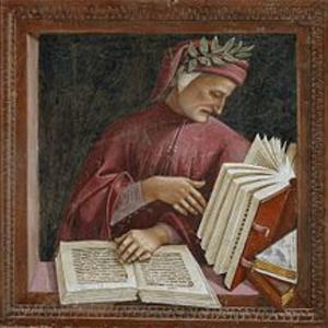 What was dante famous for writing?