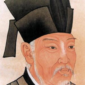 Bai Juyi juyi statue